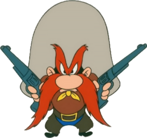 Cartoon Characters Shoe Untied