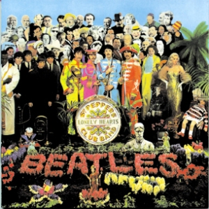 The Beatles Sgt. Peppers Lonley Hearts Club Band high res cover art 001