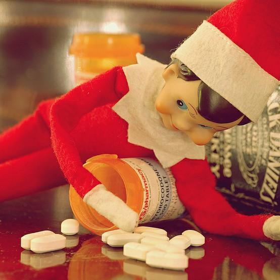 The Dark Side Of Elf On A Shelf Shoe Untied
