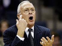 Coach Larry Brown.