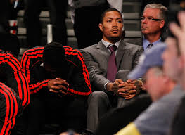 D-Rose in action.