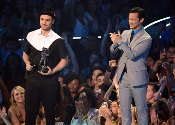 Timberlake, still stunned from Fallon's groping.