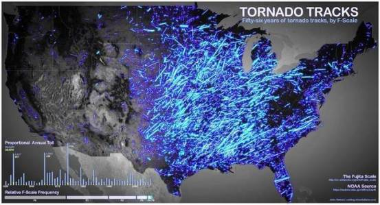 MapTornadoTracks