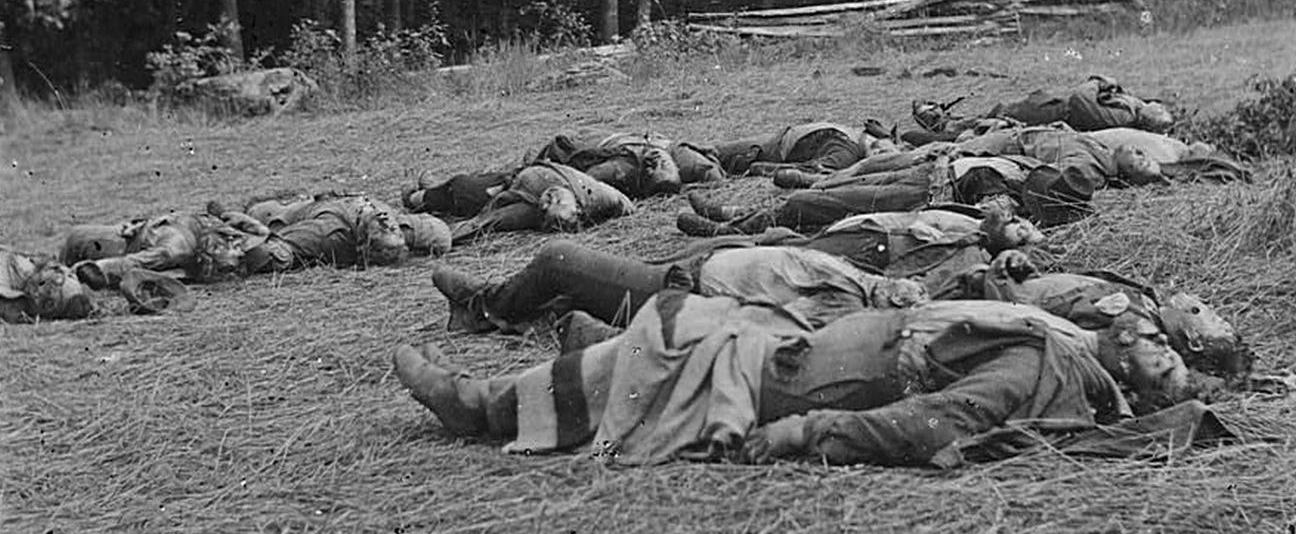 account of the battle of antietam during the civil war in america Battle of antietam page - battle maps, history articles, photos, and preservation  news on this important 1862 civil war battle in maryland.
