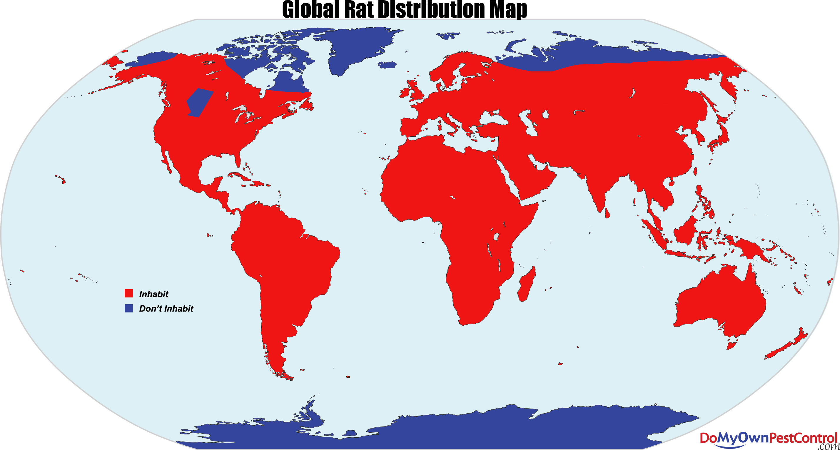 Map of the Day: World Rat Distribution | Shoe: Untied Images For World Map on world globe map, world map with seas labeled, world religion map, world record for, world map with countries,
