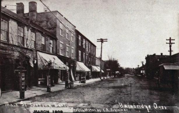 Bainbridge1909