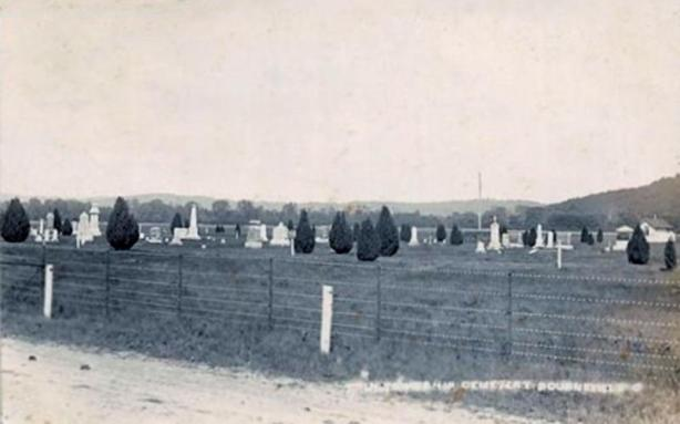 BournevilleCemetary1919