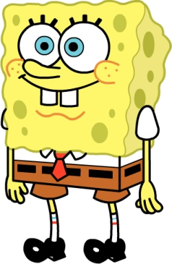 Woman Wakes To Find Spongebob Squarepants Standing Over Her And I Can Think Of Nothing More Terrifying Shoe Untied