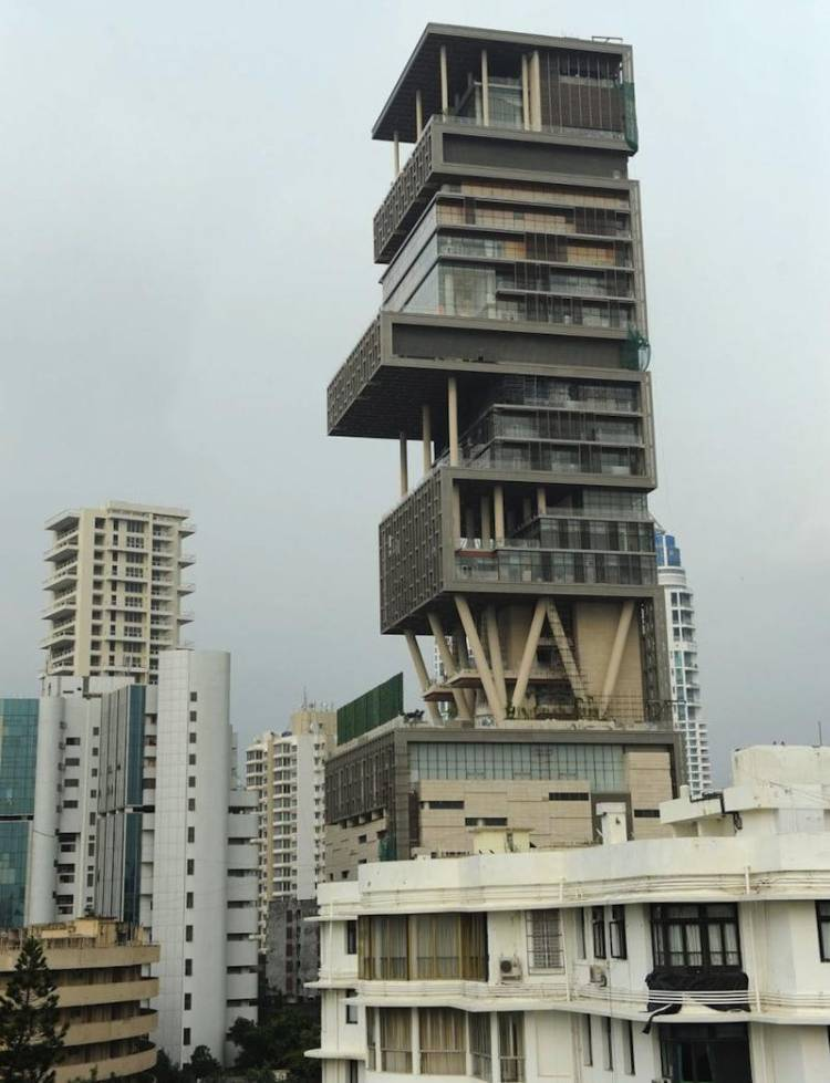 Biggest House In The World 2017 here's antilia, the most expensive house in the world. and also