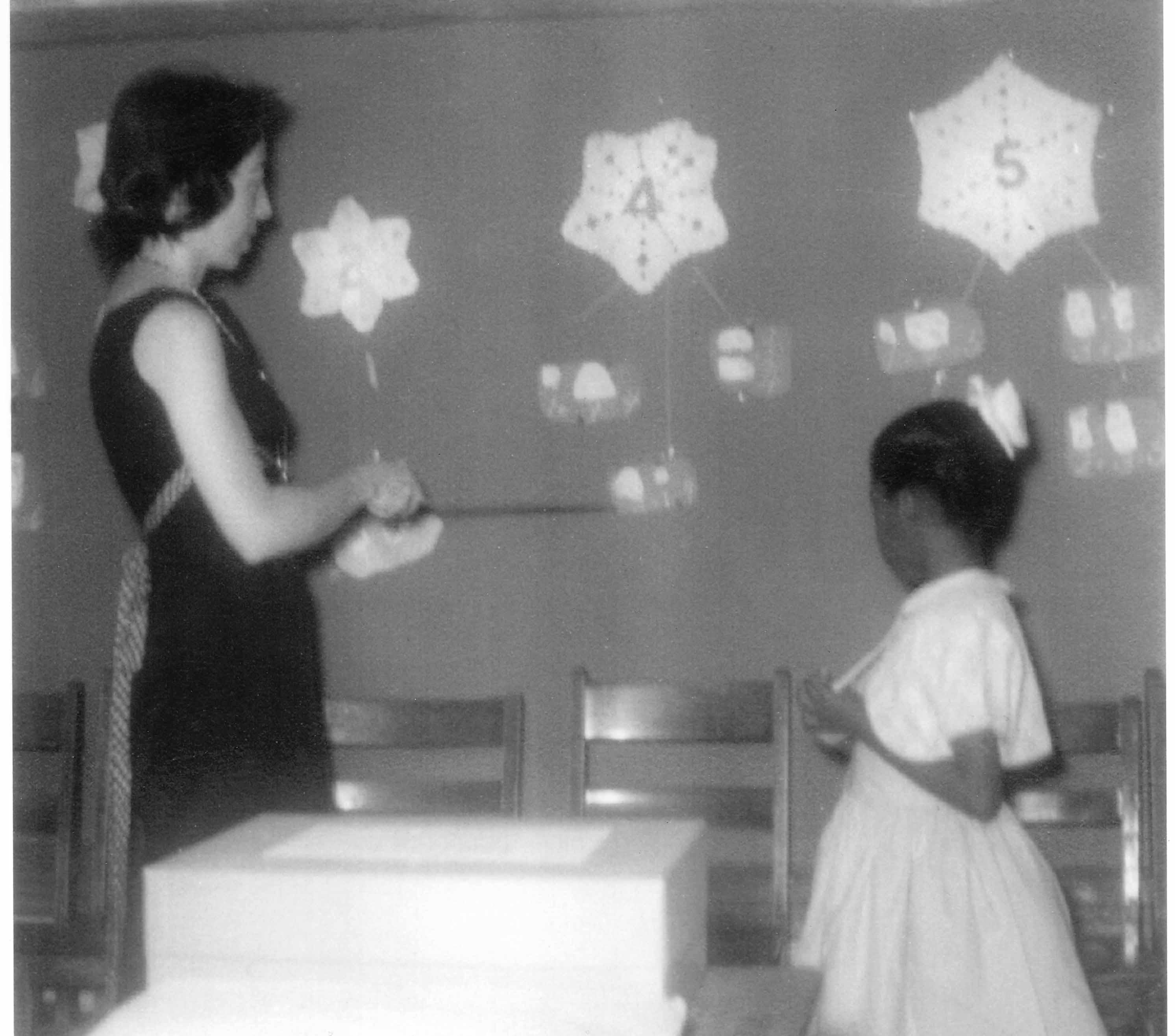 An American Hero Ruby Bridges Shoe Untied