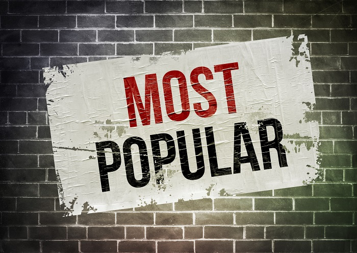 whats the most popular song