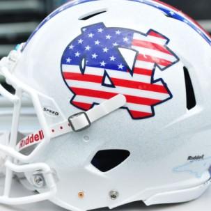 NCAA Football: East Carolina at North Carolina