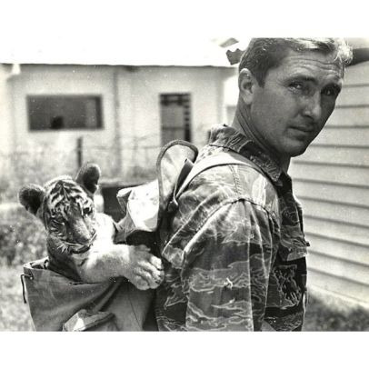 If I Could Only Be Half As Badass As My Grandfather This Memorial Day, Circa 1960