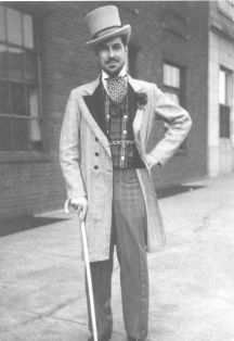 My Great Grandpa Eddie. Omaha 1939