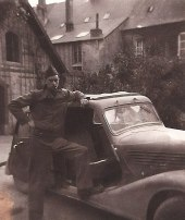 My Badass Grandpa With A Car He Stole From Nazis