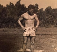 Grandma Sent Me A Picture Of My Grandpa At My Age To Make Me Feel Like Shit.