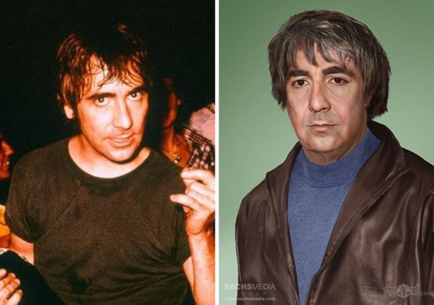 The Who's drummer Keith Moon. He OD'd in 1978. He'd be 71.