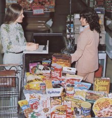 In 1974, everybody had the munchies.