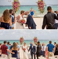 Yep. Wedding photos ruined.