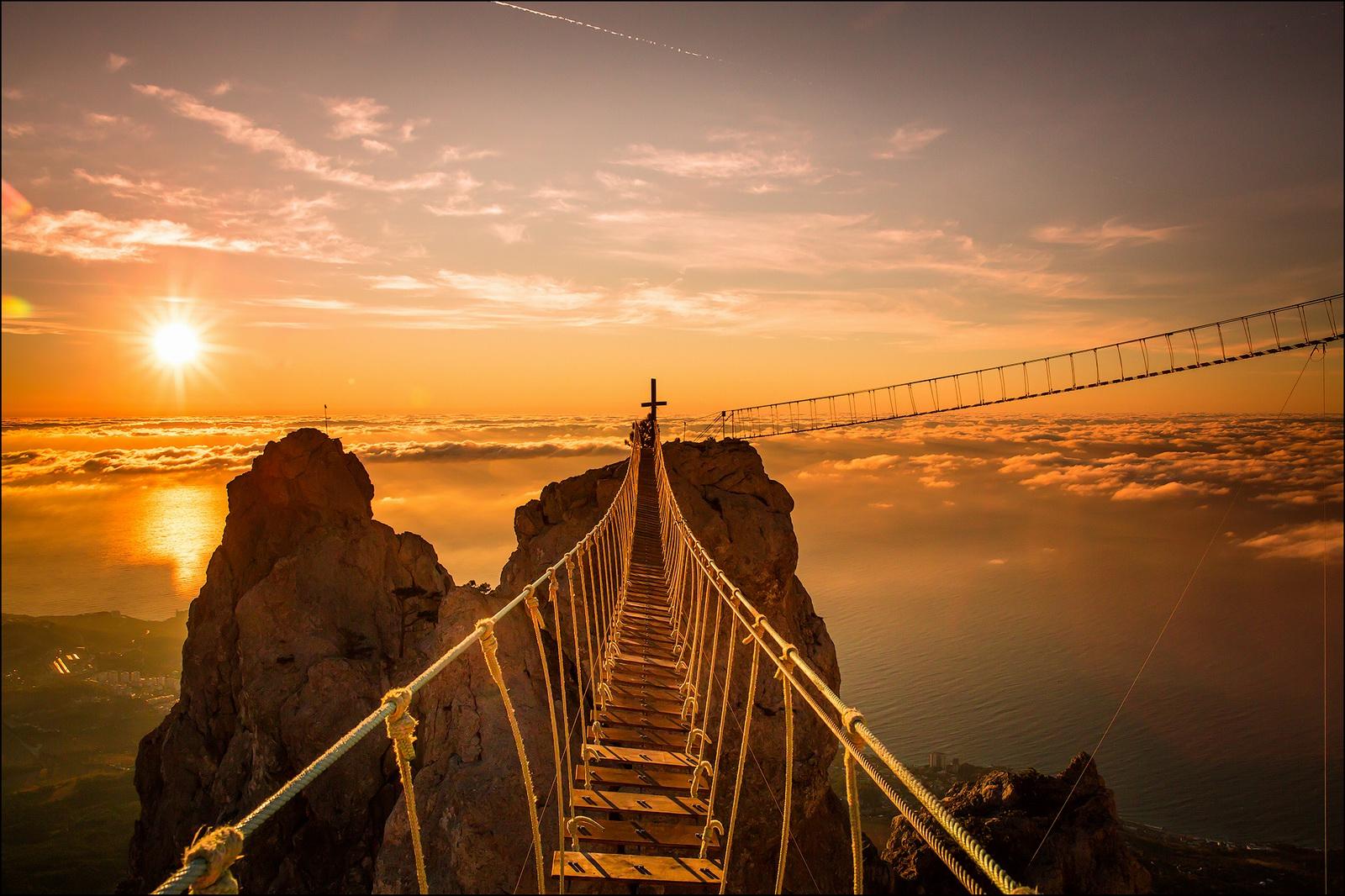 Random fact about the Crimean bridge 25