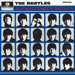 The Beatles used Freeman again for another classic on A Hard Day's Night. The iconic head shots were his attempt to mimic the motion of a movie camera.