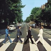 As legend has it, this album was set to be called Everest and the boys were scheduled to pose at the base of Mt. Everest. However, John and Paul said to hell with that and decided to walk outside the studio and take a picture of them walking across a street, then name the album after whatetever street they chose. Abbey Road was born.
