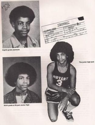 Prince! Dude had handles.