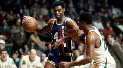 The Big O, Oscar Robertson