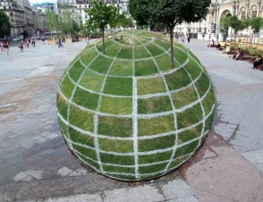 Park in Europe.