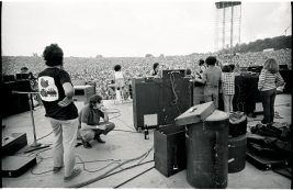 photographed at woodstock