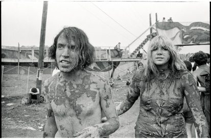 photographed at Woodstock in Bethel, NY August of 1969 © Jim Marshall Photography LLC.