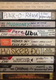 Great Mudhoney and Husker Du albums for sure.