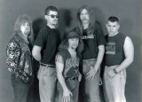 Meet the band called Area 57, known for having the shortest frontman in rock history.