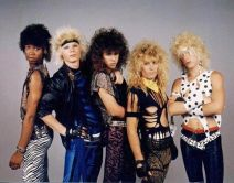 This band just screams everything that was the1980s. That is all.