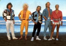 Belly Bag? Check. Big hair? Check. Nut Hugger shorts? Check. Capri pants? Check. Quintessential 80s.