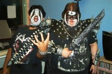 Influenced by KISS, Hank and Ernie's band SMOOCH was too heavy to ever get off the ground.